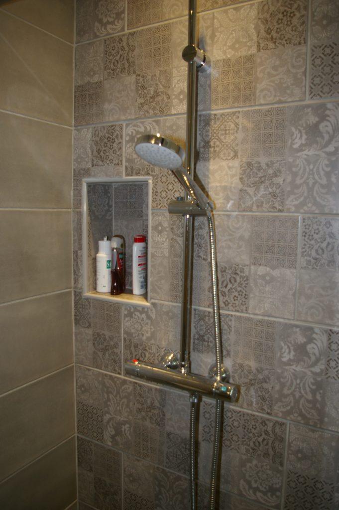 Salle de bain authentique