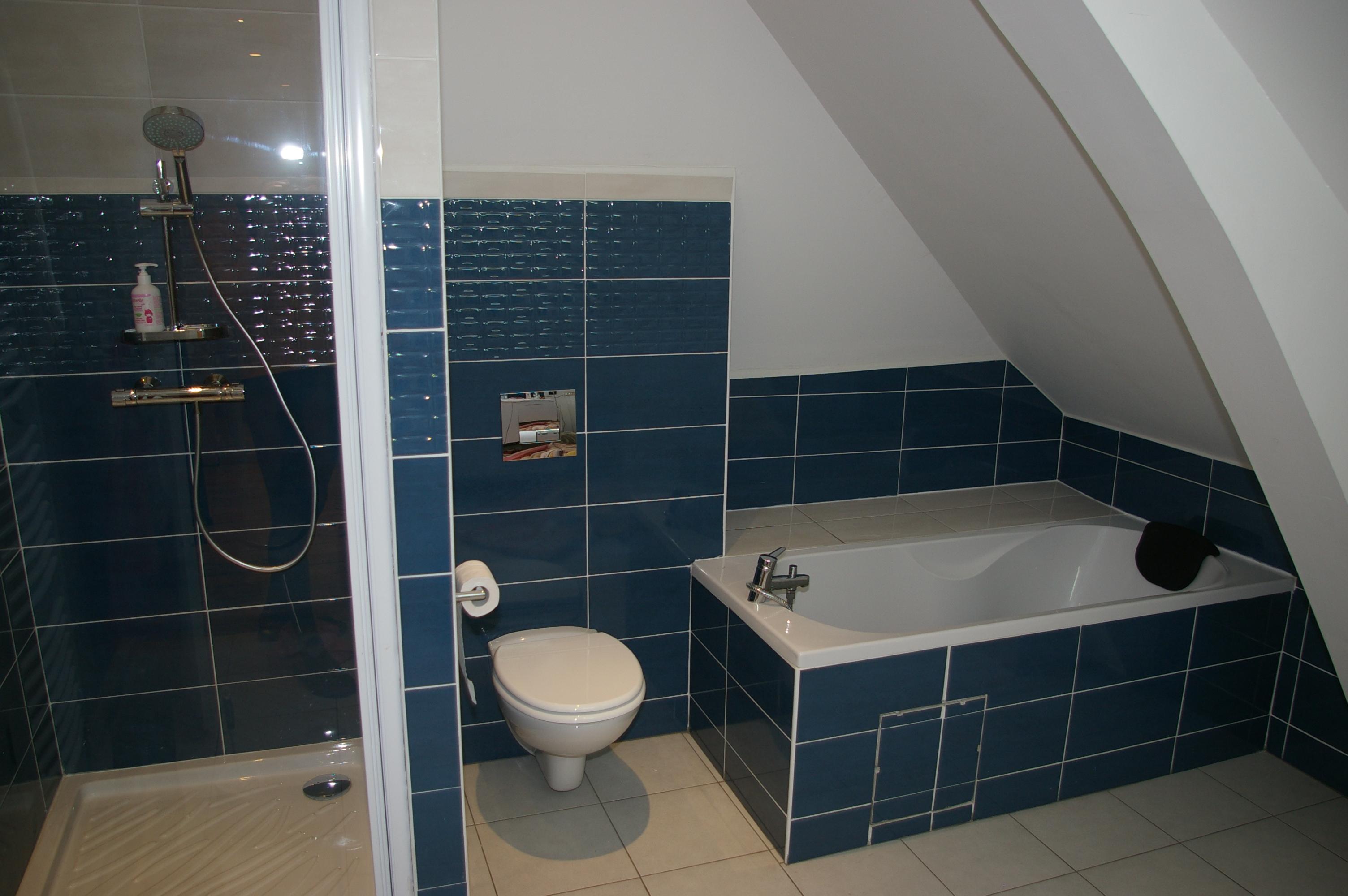 Salle de bain d 39 enfant 60 degr s - Temperature salle de bain pour bebe ...